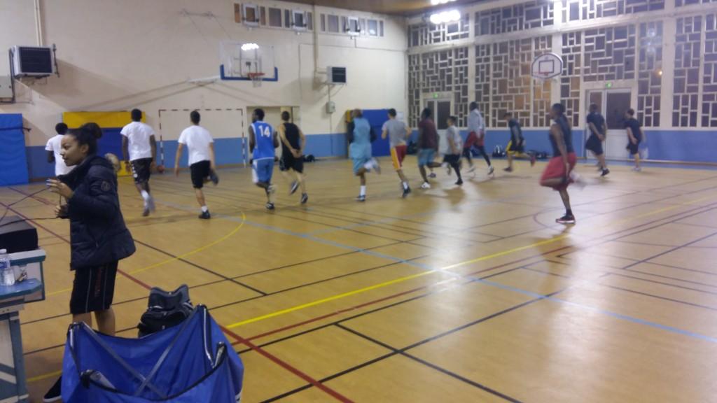 noisiel basket entrainement a bry
