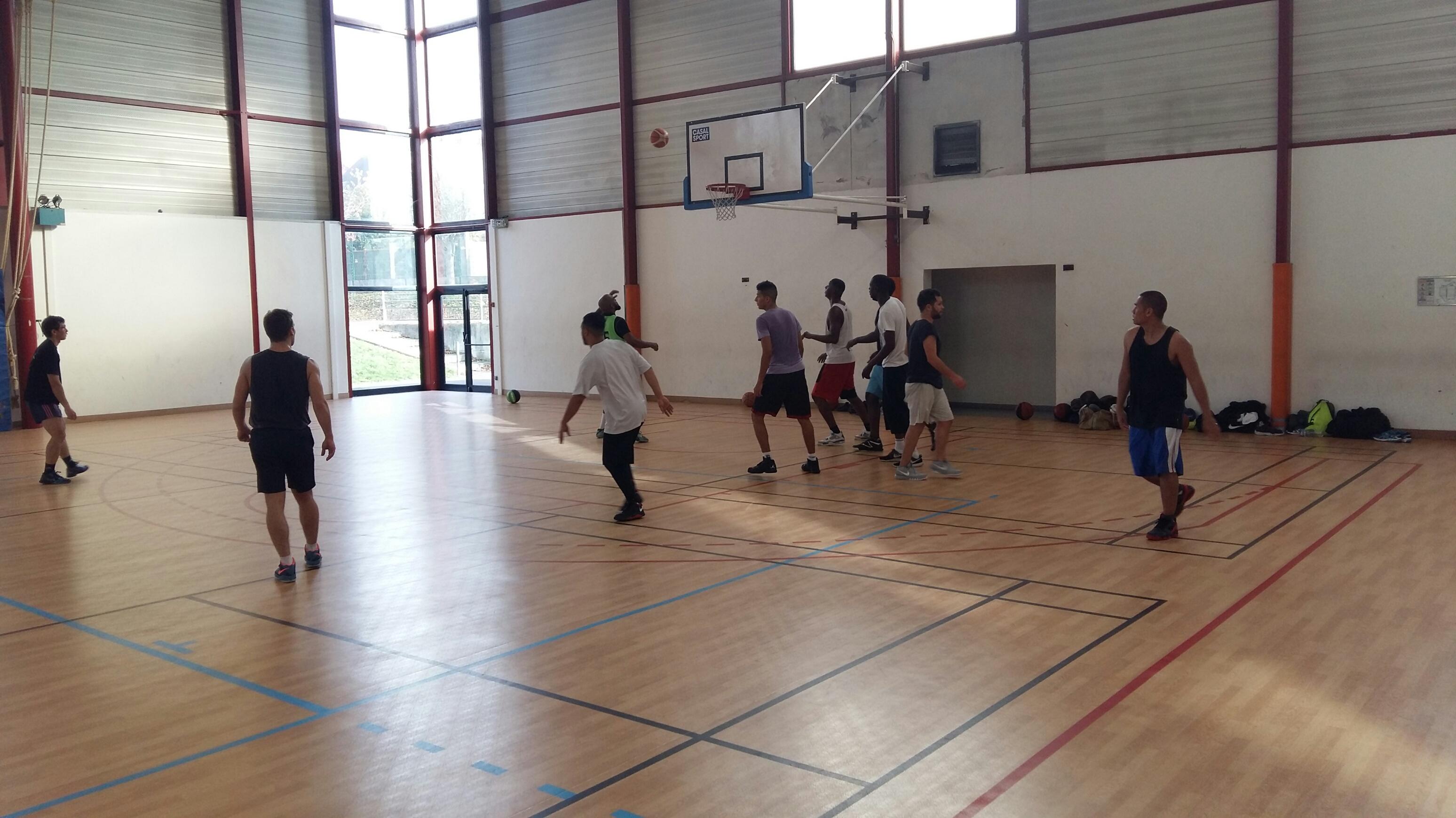 noisiel basket noisy le grand