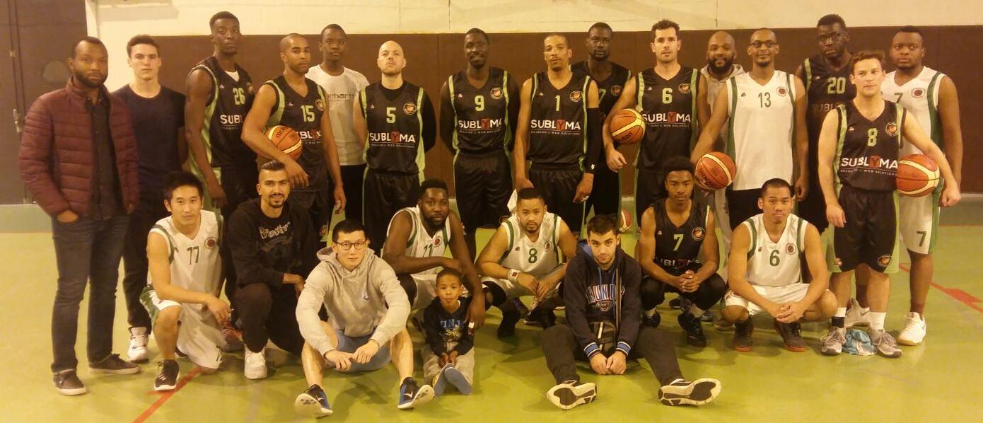 noisiel basket saison 2016/2017