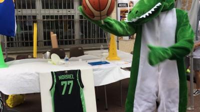 Noisiel Basket à l'Esplanade
