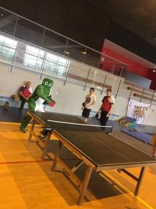 mascotte noisiel basket ping pong